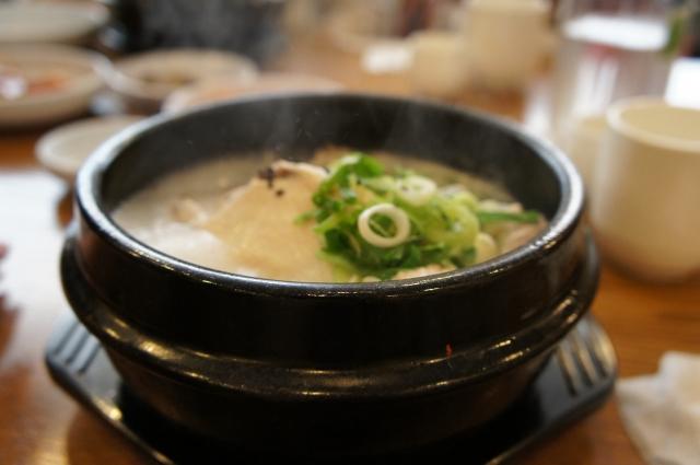 【土曜は何する】サムゲタン風スープの作り方 冷凍コンテナごはん(4月17日)