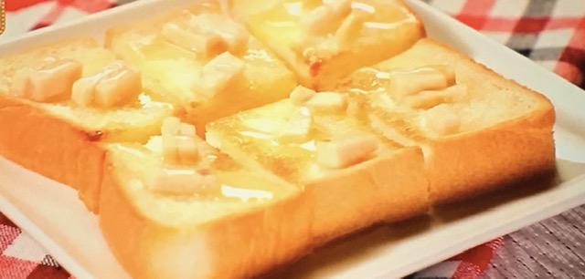 【スッキリ】5分でできるアップルパイの作り方 鳥羽周作シェフのアレンジトーストレシピ(4月30日)