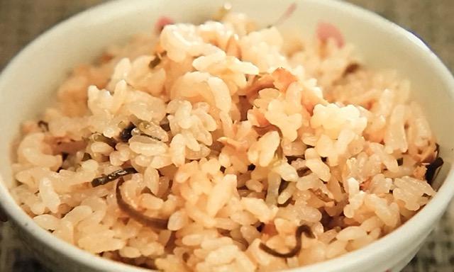 【メレンゲの気持ち】豚バラ大根炊き込みご飯の作り方 てぬキッチンのレシピ
