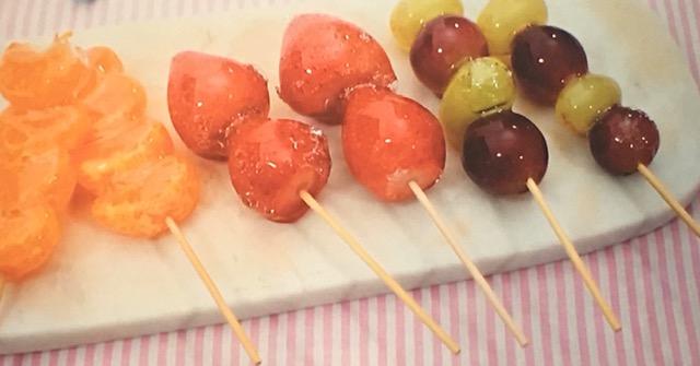 レシピ イチゴ 飴 【みんなが作ってる】 いちご飴のレシピ