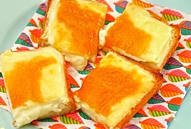 【沸騰ワード10】志麻さんの『チーズケーキ風トースト』のレシピ作り方