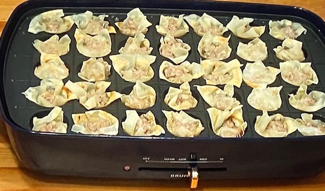 【所さんお届けモノです】焼きシュウマイの作り方 ホットプレートレシピ(2月28日)