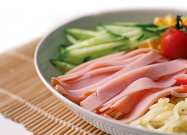 冷やし中華 冷麺