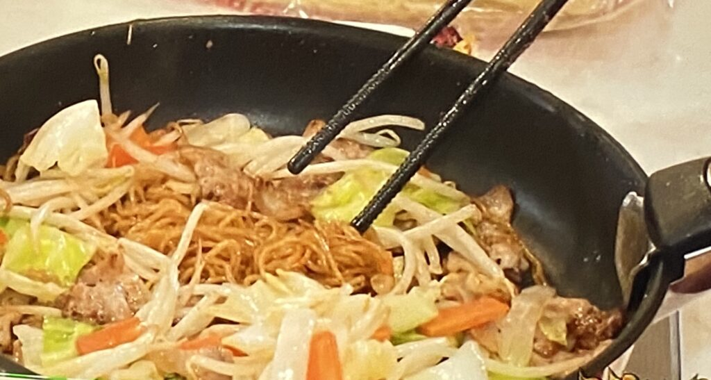 ソース焼きそばの作り方 志麻さんレシピ