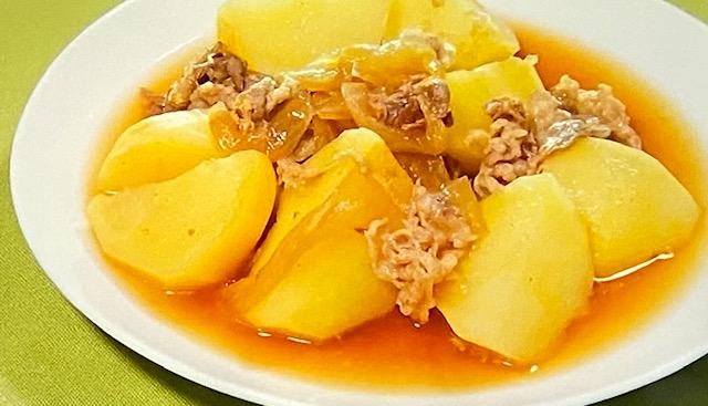 【あさイチ】肉じゃがクミン風味の作り方 スパイス料理レシピ(7月12日)