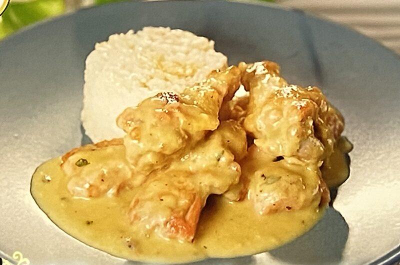 【沸騰ワード10】鶏のニンニククリーム煮&ニンニクご飯の作り方 志麻さんレシピ(7月10日)