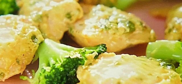 沸騰ワード10 志麻さん  鶏のマスタード焼き