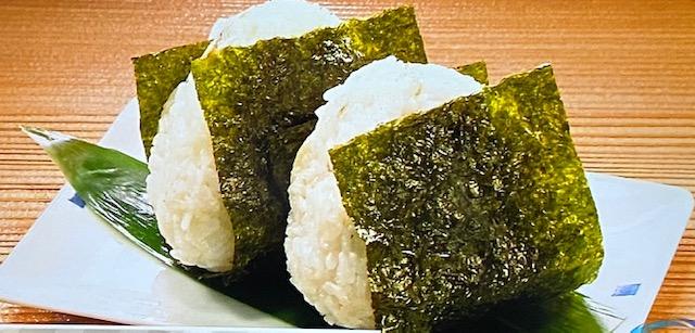 【あさイチ】おにぎりの作り方 塩むすびレシピ(9月13日)