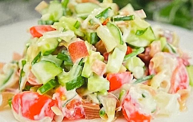 沸騰ワード10 志麻さん 薬味のヨーグルトサラダ