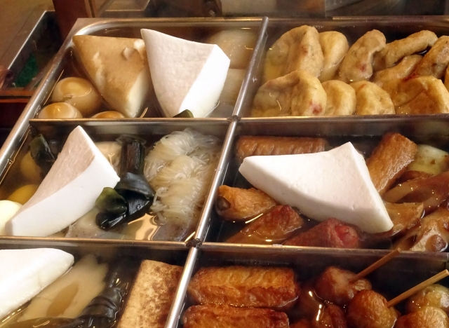 【青空レストラン】手取りはんぺんのおでん&タコ蔵の作り方