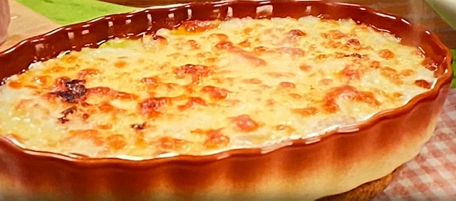 【土曜はナニする】鍋だけグラタンの作り方 本多理恵子先生のレシピ(2月13日)
