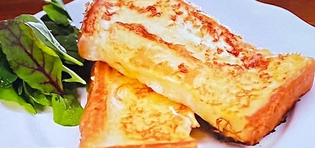 【土曜は何する】フレンチトーストの作り方 西荻ヒュッテホットサンドレシピ(5月1日)