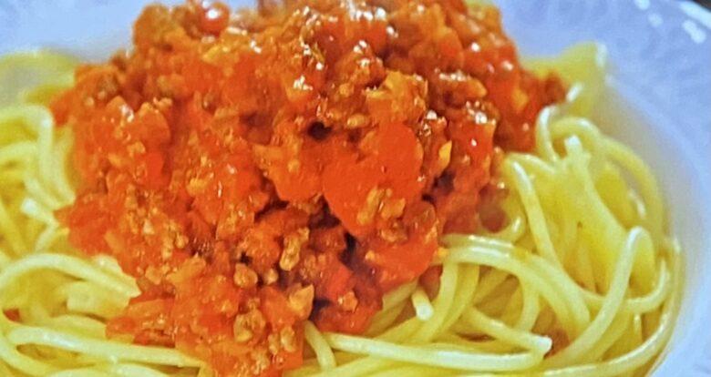 ミート スパゲティ 作り方