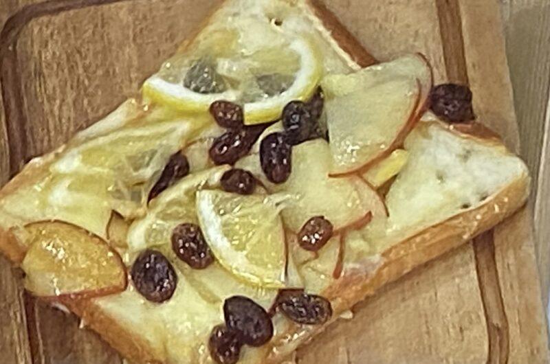 【所さんお届けモノです】ホットフルーツサンドの作り方 ホットプレートレシピ(2月28日)