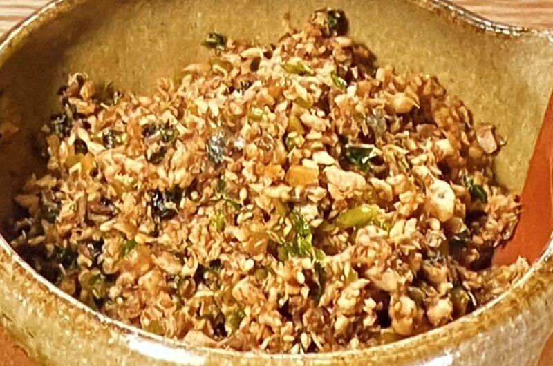 【家事ヤロウ】ブリの切り身ふりかけの作り方 和田明日香さんレシピ