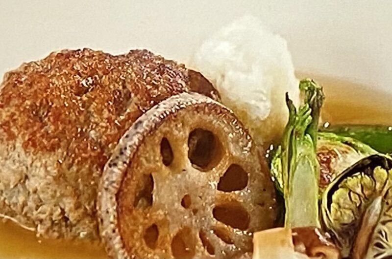 【沸騰ワード10】和風煮込みハンバーグの作り方 家政婦志麻さんレシピ(3月5日)