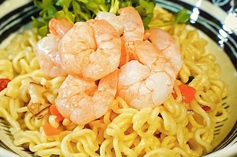【超無敵クラス】魔改造辛ラーメンつけ麺 アレンジレシピ (3月16日)