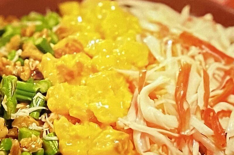 【ヒルナンデス】中華風ちらし寿司の作り方 のレシピ(3月22日)