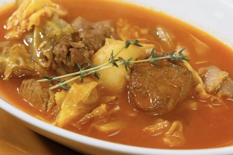 【青空レストラン】ラムのスープカレーの作り方 わかめ羊レシピ(3月27日)