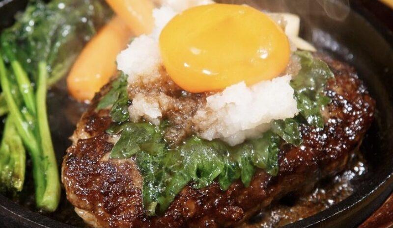 【青空レストラン】ラムバーグ(ラムハンバーグ)の作り方 わかめ羊レシピ(3月27日)
