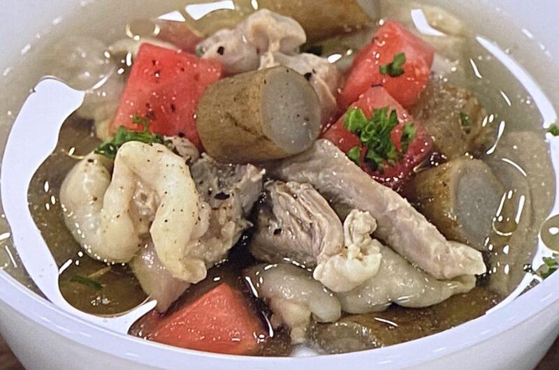 【あさイチ】新ごぼうの鶏スープの作り方本田明子先生の「みんなゴハンだよ」レシピ(4月28日)