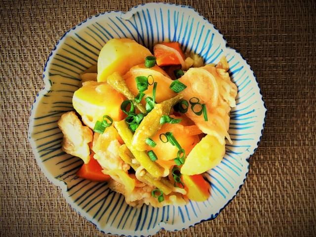 【ラヴィット】肉じゃがオムレツの作り方 肉じゃがアレンジレシピ(4月22日)