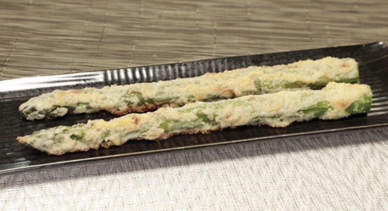 【相葉マナブ】アスパラの1本揚げの作り方 伊勢崎アスパラガス料理(4月25日)