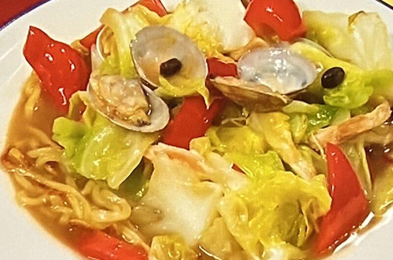 【ヒルナンデス】中華風焼きそばの作り方 春キャベツレシピ(4月1日)