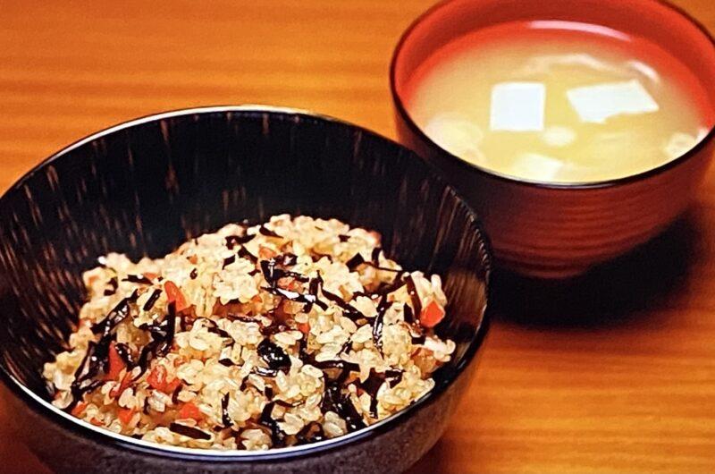 【関ジャニ∞クロニクル】和風炒飯の作り方 ぺこぱカスタムチャーハン(4月12日)