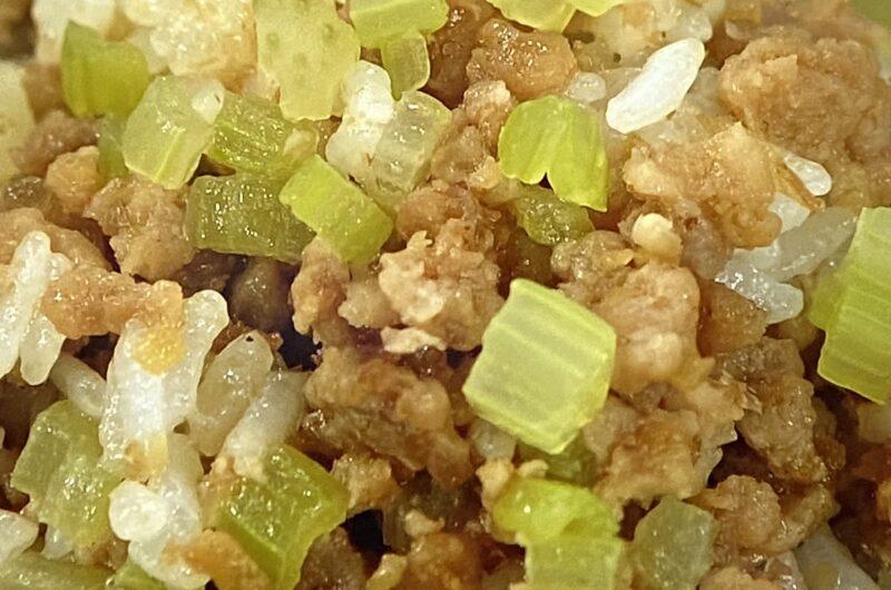 【あさイチ】ふきと鶏そぼろの混ぜご飯の作り方(4月7日)