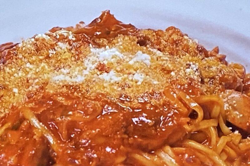 【ラヴィット】パスタ風さば味噌トマトの作り方 インスタント袋麺アレンジレシピ(4月14日)