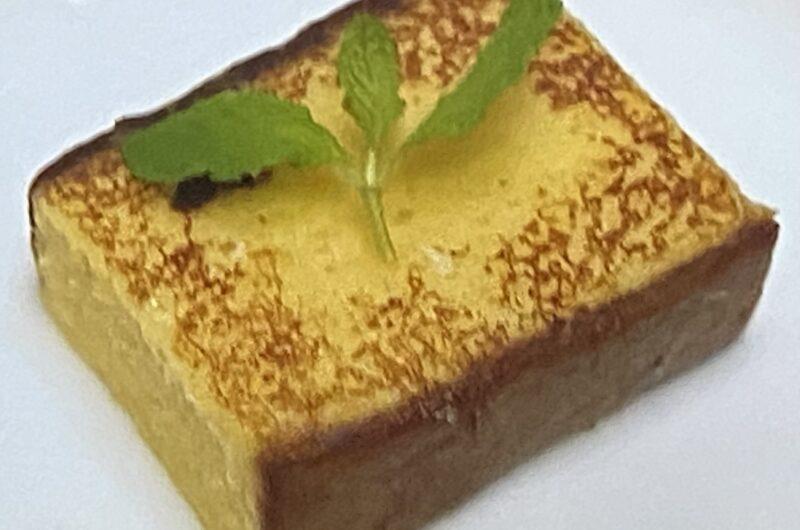 【ラヴィット】フレンチトーストの作り方 ロバート馬場さんの超時短スイーツレシピ(4月12日)