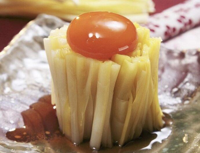 【青空レストラン】黄ニラのおひたしの作り方 黄ニラレシピ(4月10日)
