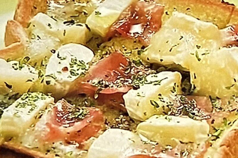【家事ヤロウ】アヒージョ風ちぎりパンの作り方 トーストレシピ(4月13日)