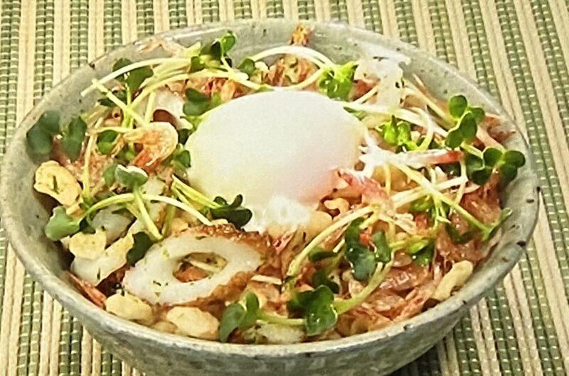 【王様のブランチ】桜海老のなんちゃってかき揚げ丼の作り方 リモバト5分丼レシピ(4月10日)