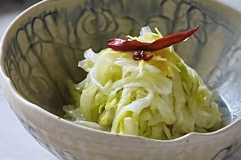 【あさイチ】辣白菜(ラーパーツァイ)の作り方 にら料理レシピ(4月20日)