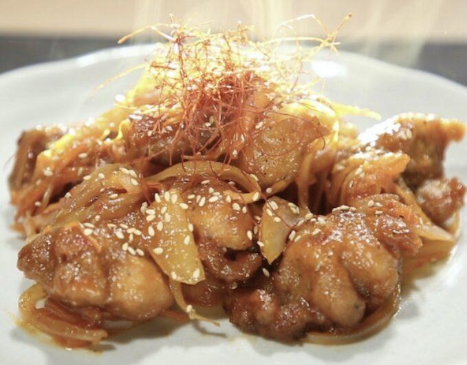 【ヒルナンデス】ヤンニョムチキンの作り方 IKKOさんのレシピ(4月26日)