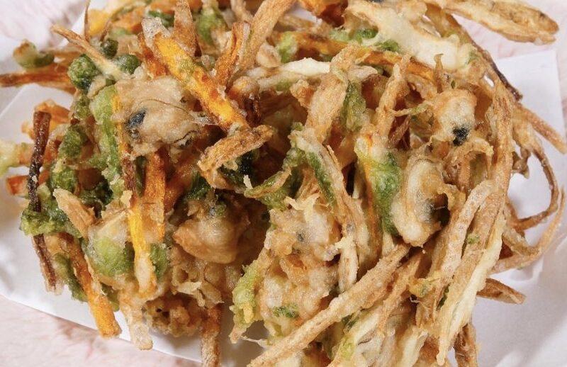 【青空レストラン】本ハマグリのかき揚げの作り方 ハマグリレシピ(4月3日)