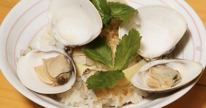 【青空レストラン】ハマグリの炊き込みご飯の作り方 ハマグリレシピ(4月3日)
