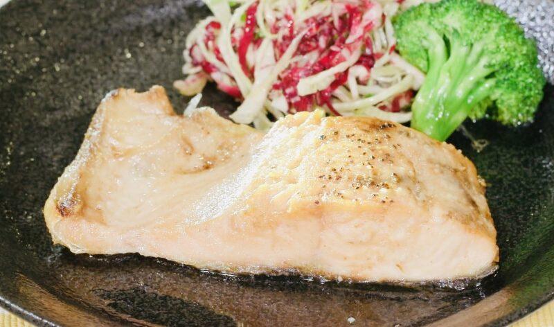 【スッキリ】鮭のムニエルの作り方 鳥羽周作シェフのレシピ(5月19日)