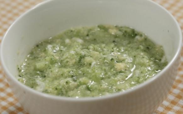 冷凍ブロッコリーの卵がゆ リュウジ ヒルナンデス
