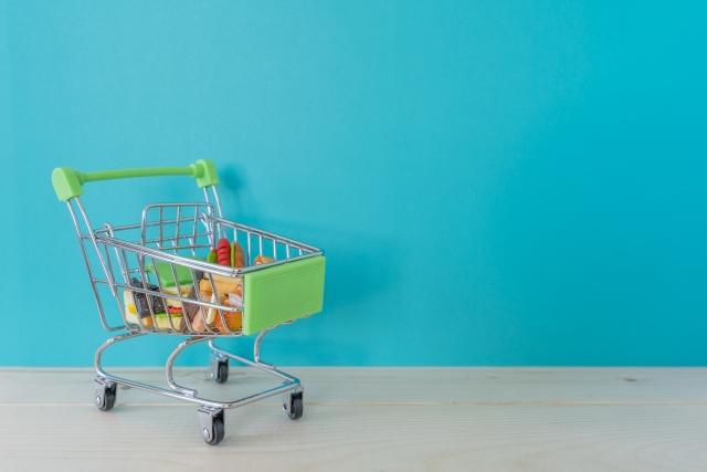 買い物 スーパー
