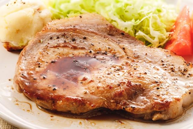 【ヒルナンデス】トースタートンテキと玉ねぎマリネの作り方 家政婦マコさん豚肉調理法(5月19日)