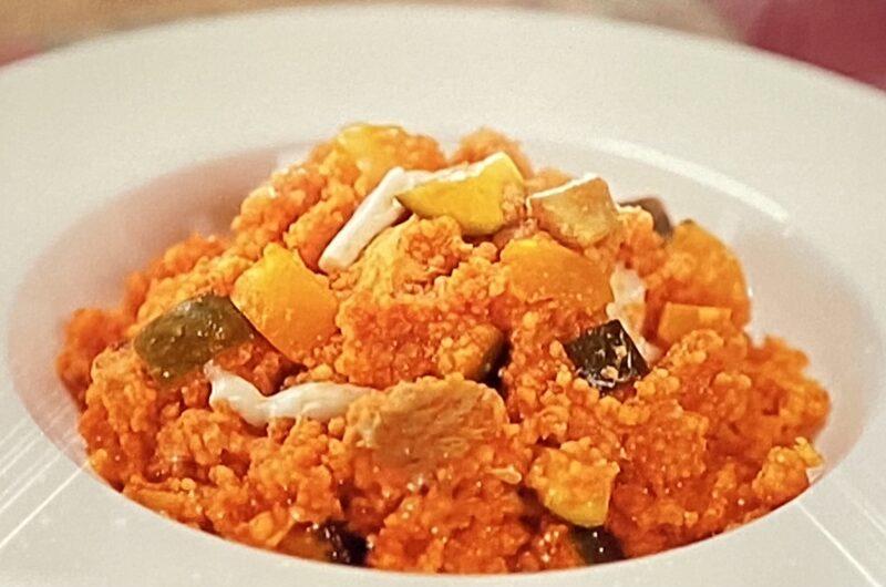 【ラヴィット】トマトリゾット風一品弁当の作り方 ミシュランシェフの三つ星レシピ 5月13日