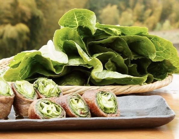 【青空レストラン】ロメインレタスの肉巻きの作り方 ロメインレタスのレシピ(5月8日)