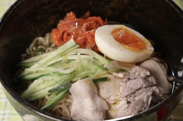 冷麺風ラーメン リュウジ ヒルナンデス