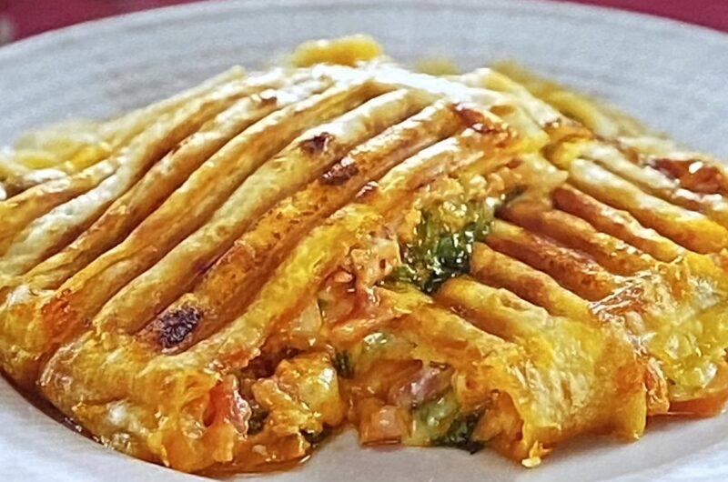 【ソレダメ】ピザ風ホットサンドの作り方 あまこようこさんハイローラーアレンジレシピ(5月12日)