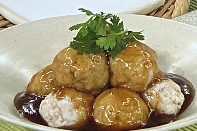 【あさイチ】はんぺん肉だんごの甘酢あんかけ作り方 河野雅子先生のレシピ(5月19日)