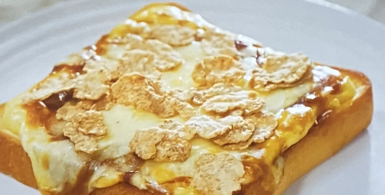 カレーパン風トースト ラヴィット