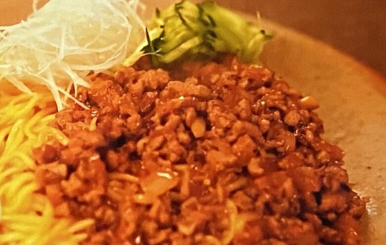 マルちゃん正麺ジャージャー麺 マツコの知らない世界